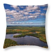 Ontario Outlook Vista Throw Pillow