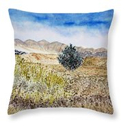 Onyo National Forest Throw Pillow