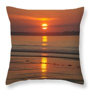Oob Sunrise 3 Throw Pillow
