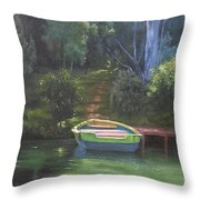 Ootty Throw Pillow