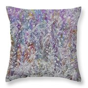 Opalescent Throw Pillow by Don  Wright