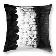 Open New Doors Throw Pillow