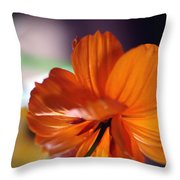 Openings... Throw Pillow