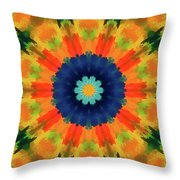 Openly  Throw Pillow