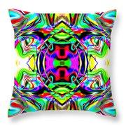 Ophex Throw Pillow