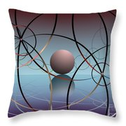 Opinions 1 Throw Pillow