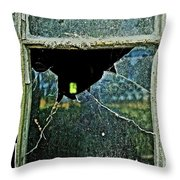 Opportunity Perhaps Throw Pillow