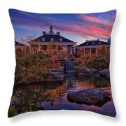 Opryland Hotel Throw Pillow