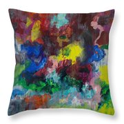 Opt.68.15 Dreaming With Music Throw Pillow