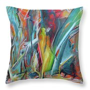 Opt.8.17 Inside Out Throw Pillow