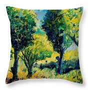Orchard 562 Throw Pillow