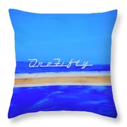 Ore Fifty Throw Pillow