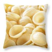 Orecchiette Pasta Throw Pillow