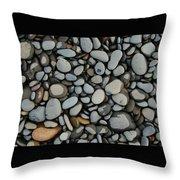 Oregon Rocks Throw Pillow