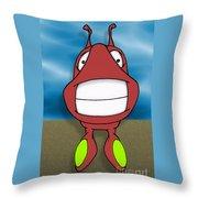 Ori Throw Pillow