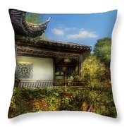 Orient - A Place To Pray  Throw Pillow