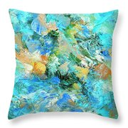Orinoco Throw Pillow