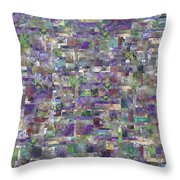 Orion's Quilt Throw Pillow