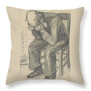 orn Out The Hague  November 1882 Vincent van Gogh 1853  1890 Throw Pillow
