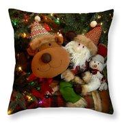 Ornament 234 Throw Pillow