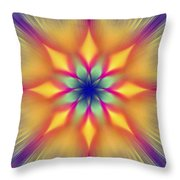 Ornament 5 Throw Pillow
