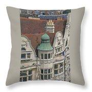 Ornately Oxford Throw Pillow