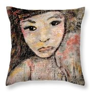 Orphan Throw Pillow