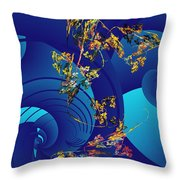 Orphaned  Throw Pillow
