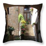 Orvieto Arch Throw Pillow