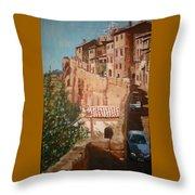 Orvieto Throw Pillow