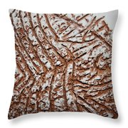 Oscar - Tile Throw Pillow