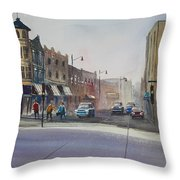 Oshkosh - Main Street Throw Pillow