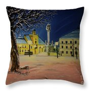 Osijek Throw Pillow