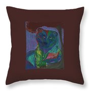Oso Lovely Throw Pillow