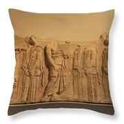 Other Treasures Of The Louvres - 4 Throw Pillow