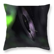 Other Worldly Weave Throw Pillow