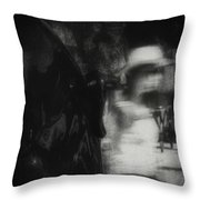 Otherness Vi Throw Pillow