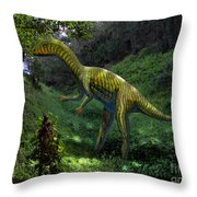 Othniela In Jungle Throw Pillow