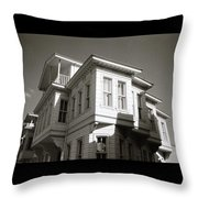 Ottoman Housing Throw Pillow