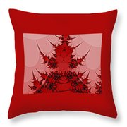 Ouch Bug Throw Pillow