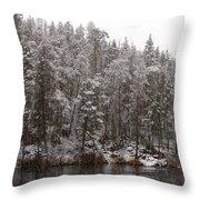 Oulanka 6 Throw Pillow