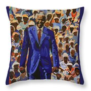 Our Beloved Tata Throw Pillow