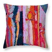 Our Inescapable Duty 2 Throw Pillow