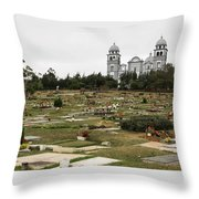 Our Lady Of Suyapa - 2 Throw Pillow
