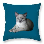 Our Little Angel Throw Pillow