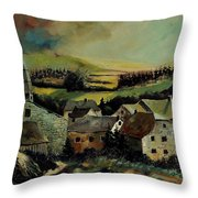 Our Opont Belgium Throw Pillow