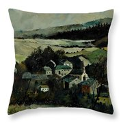 Our  Opont Throw Pillow