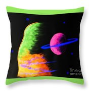 Our Sacred Home 2 Throw Pillow