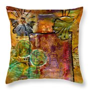 Our Salvation Throw Pillow
