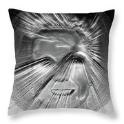 Our Souls Light The Way Throw Pillow